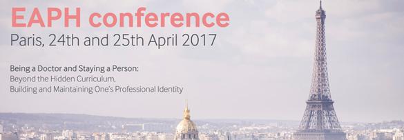 Congrès EAPH 2017 à Paris