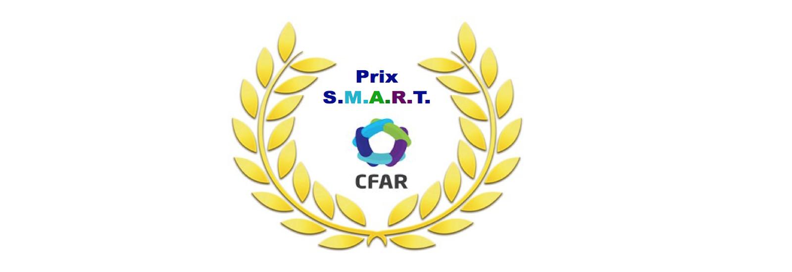 Prix SMART-CFAR : postulez avant le 19 novembre !