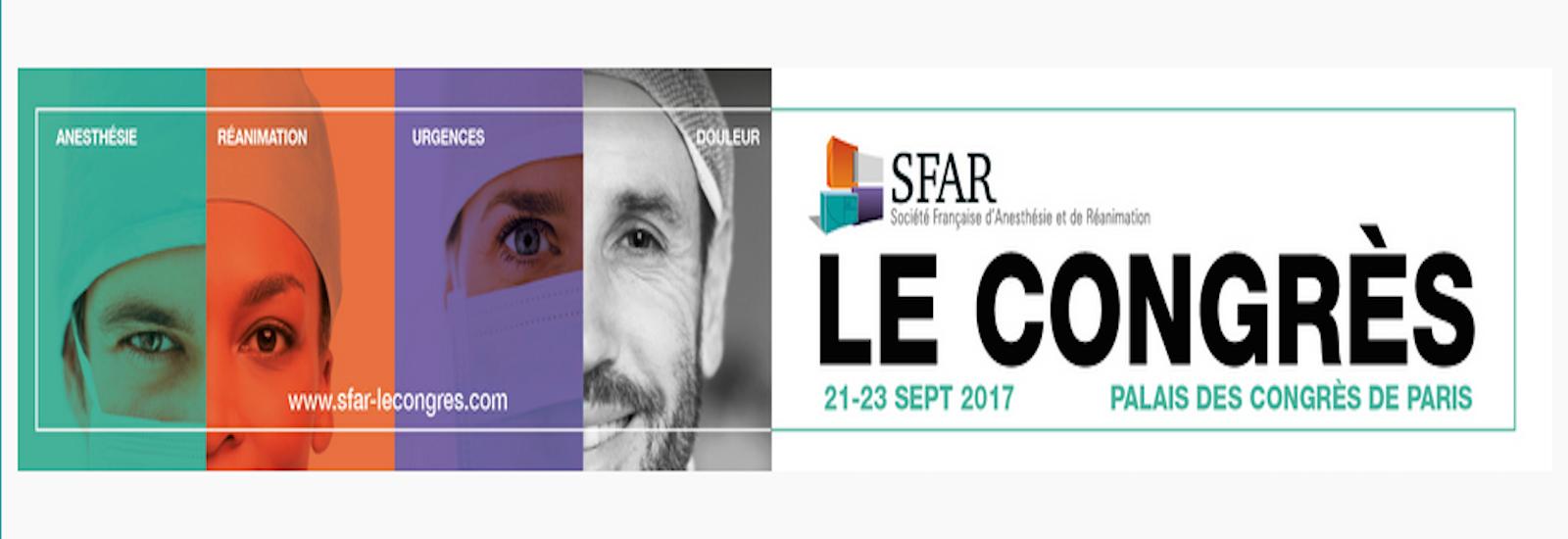 Congrès SFAR 2017 : découvrez les programmes DPC