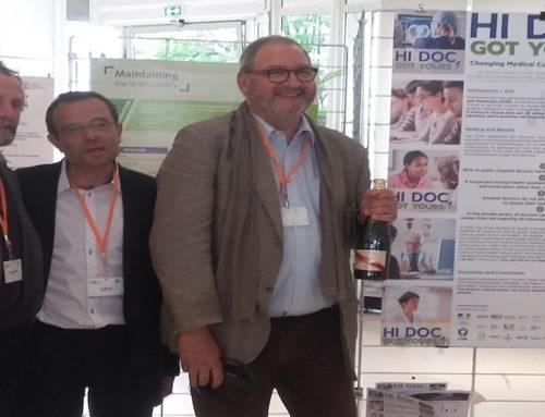 Congrès EAPH : le CFAR et la campagne #DIDOC récompensés au niveau européen