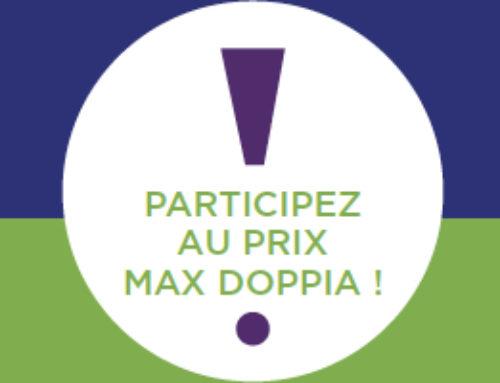 Le Prix Max Doppia 2019 est ouvert