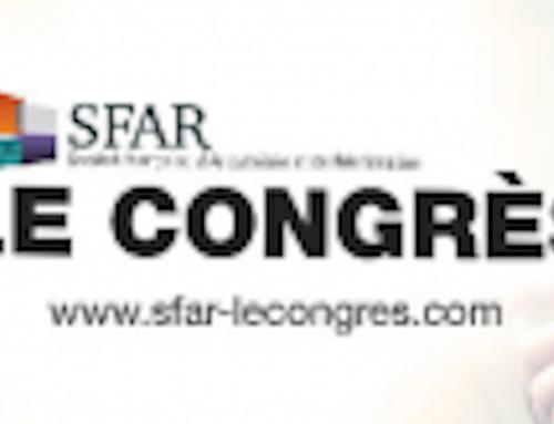Congrès SFAR 2018 : les inscriptions DPC sont ouvertes !