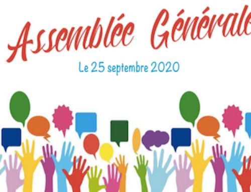 Assemblée Générale du CFAR : Le 25 septembre 2020 au Palais des congrès !