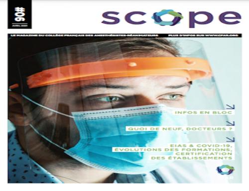 SCOPE CFAR MAI 2021