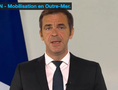 Appel à la mobilisation et solidarité nationale du Ministre de la santé, Monsieur Olivier Véran