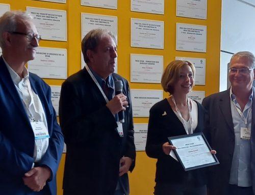 Le Prix CFAR 2021 est attribué à…